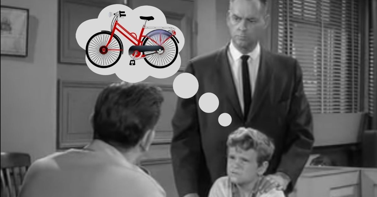 This Classic 'Andy Griffith' Episode Has Valuable Lesson About Parenting