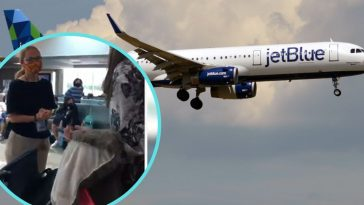 woman kicked off jetblue flight after 2-year-old wouldnt wear face mask
