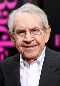 """Tom Bosley at the premiere of """"The Back-Up Plan"""""""