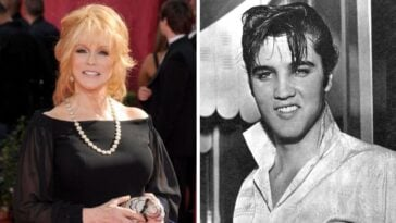 Ann-Margret And Elvis