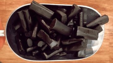 Black licorice should be eaten in moderation