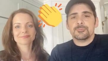 Brad Paisley and wife Kimberly pledge to donate one million meals