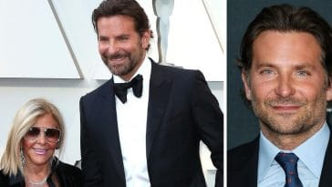Bradley Cooper has been taking care of his mother during quarantine