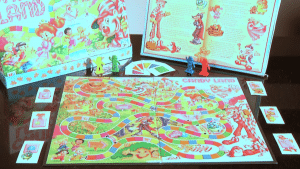Candy Land expanded from a sketch to one of Milton Bradley's most successful games