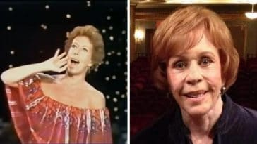 Carol Burnett Cover Image