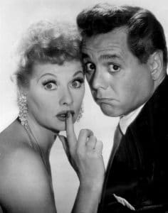 Lucille Ball and Desi Arnaz hid a turbulent marriage behind the loving TV facade