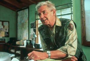 CLIFFHANGER, Ralph Waite, 1993