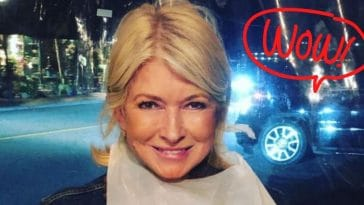 Martha Stewart looks ageless in her new photos