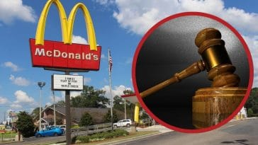 McDonald's faces accusations of unfair treatment