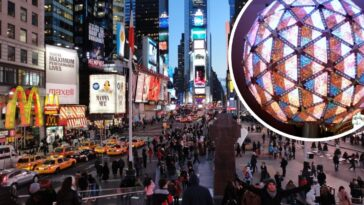 New Years Eve ball drop will be virtual this year