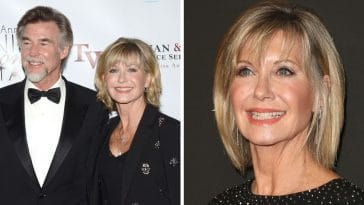 Olivia Newton John talks about her husband and finding joy during cancer battle