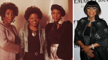 Patti LaBelle admits she did not know what Lady Marmalade meant at first