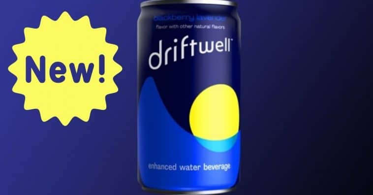 PepsiCo is releasing a new stress relieving drink called Driftwell