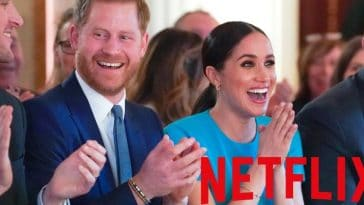 Prince Harry and Meghan Markle sign huge deal with Netflix