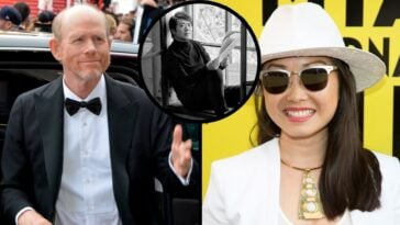 Ron Howard directs an upcoming biographical film
