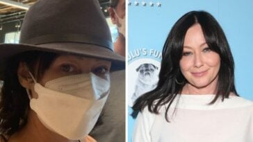 Shannen Doherty gives update on cancer during the pandemic