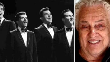 Tommy DeVito was a founding member of The Four Seasons