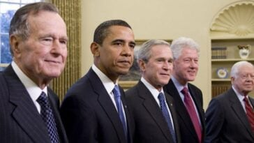 What are the benefits and disadvantages of being a former president