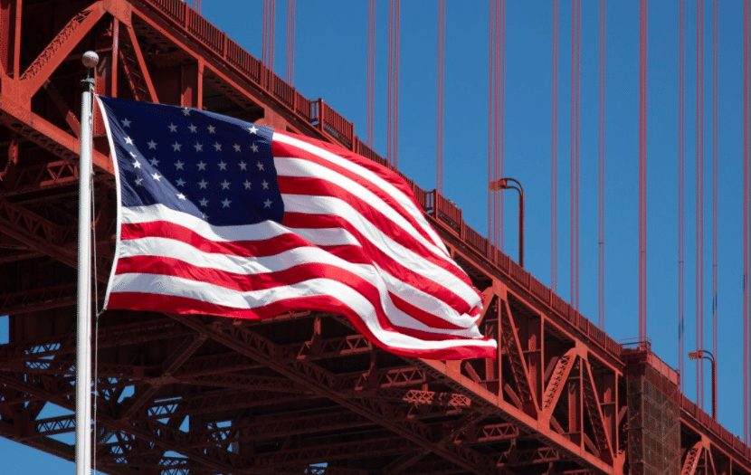 NJ Turnpike Authority Removes American Flags From Bridges That Have Been There Since 9/11