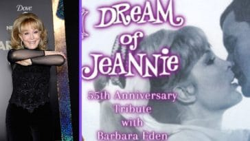 barbara eden reads from characters diary for 55th anniversary of i dream of jeannie