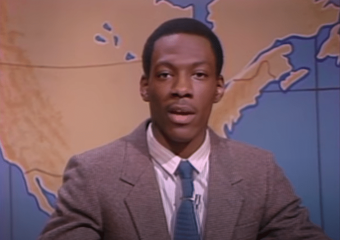 "Eddie Murphy Scores First Emmy For Return To 'SNL': ""It's Been 40 Years"""