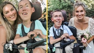 interabled couple address hurtful comments after getting married