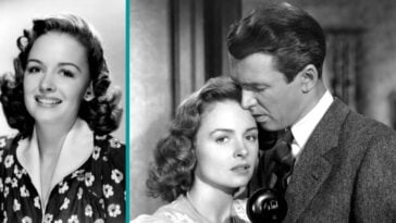 james stewart refused to work with donna reed again after its a wonderful life bombed