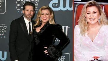 kelly clarkson says her life is a dumpster following divorce