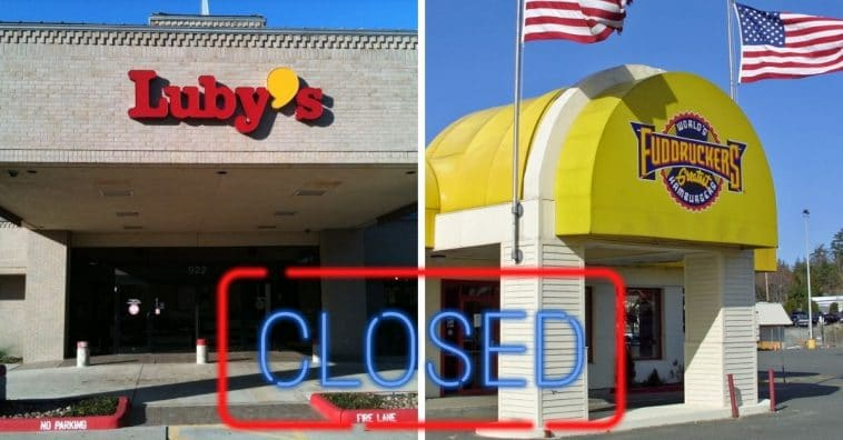 luby's and fuddruckers closing