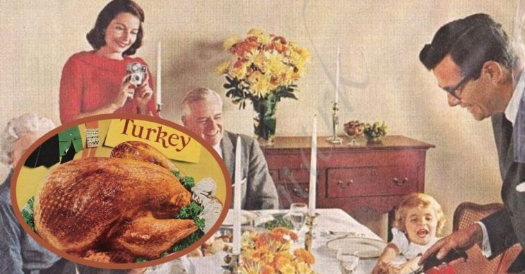 nostalgic thanksgiving brands