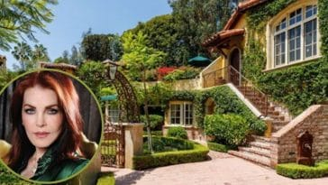 priscilla presley selling beverly hills home