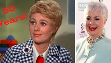 shirley jones dishes on the partridge family on 50th anniversary