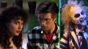 strange facts about the making of beetlejuice