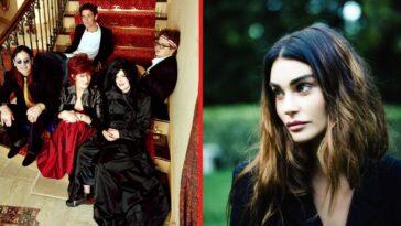 Aimee Osbourne and 'The Osbournes'