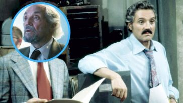 Barney Miller then and now