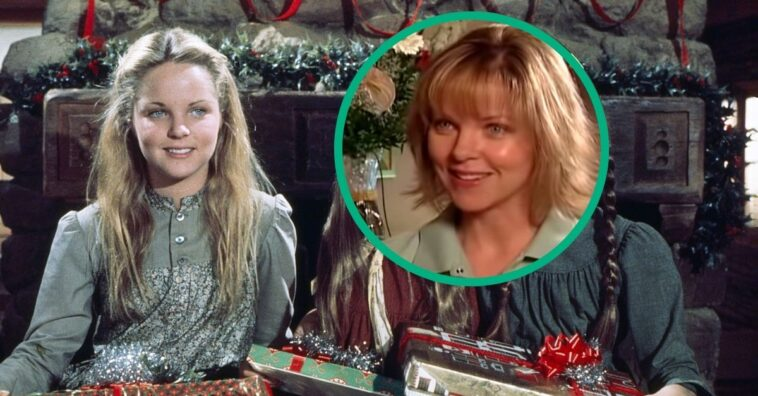 Catch up with the former Mary Ingalls here