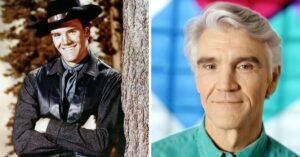 David Canary then and now