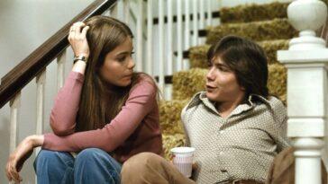 David Cassidy had no idea that co star Susan Dey had a crush on him