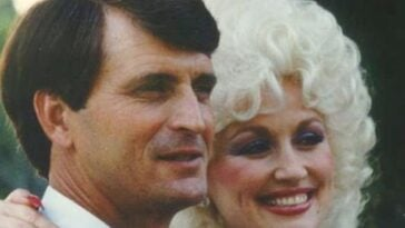 Dolly Parton says some people dont believe her husband exists