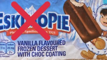 Eskimo Pie ice cream bars changing name to Edys Pie ice cream bars