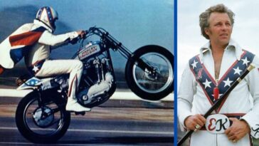 Evel Knievel Cover Image