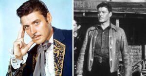 Guy Williams in Zorro and Bonanza