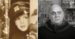 Jackie Coogan haunted by lost childhood when he played Uncle Fester