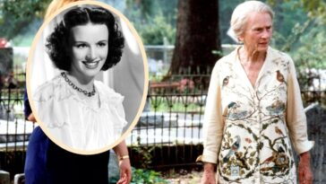 Jessica Tandy then and after