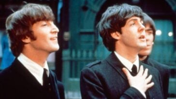 Listen To Haunting Isolated Vocals Of John Lennon And Paul McCartney In _If I Fell_