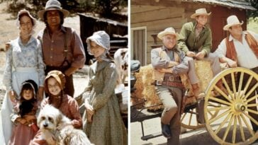 Little House on the Prairie theme song written by same composer on Bonanza