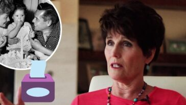 Lucie Arnaz used to sell her mother Lucille Ball used Kleenex