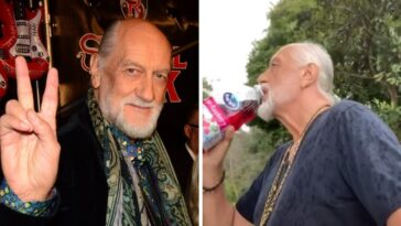 Mick Fleetwood joins TikTok to recreate Dreams video