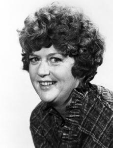 Schauspielerin Peggy Pope