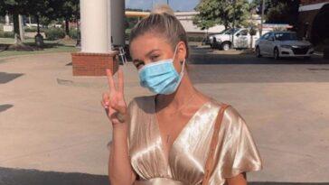 Pregnant Sadie Robertson Huff has coronavirus